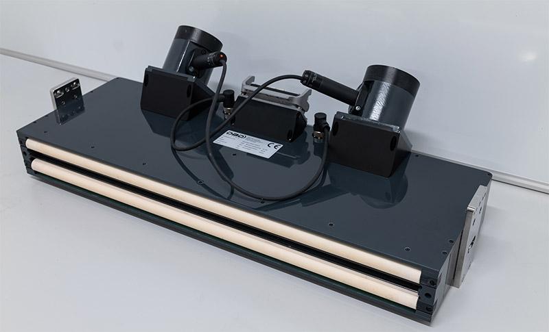PlasCade® Modul designt für Druckmaschine KM-1e von Konika Minolta